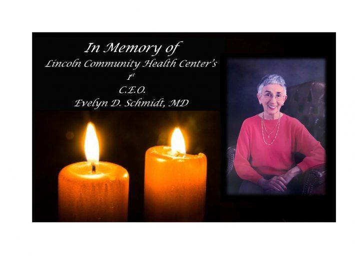 Memory of Dr Schmidt